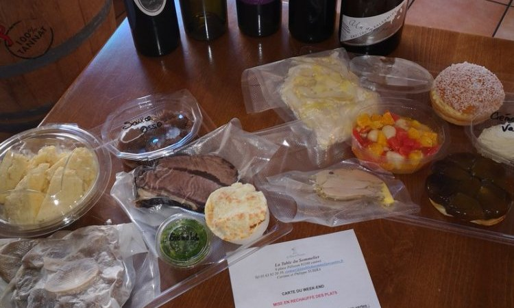 La Table du Sommelier Restaurant cuisine gastronomique et vente de vin Castres